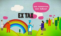 Ex tax