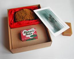 Sinners soap